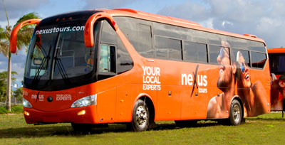 Nexus Tours Coach (Bus)