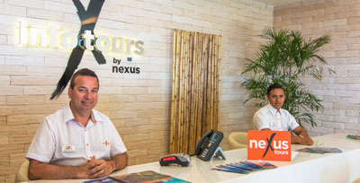 Nexus Tours Hotel Rep's