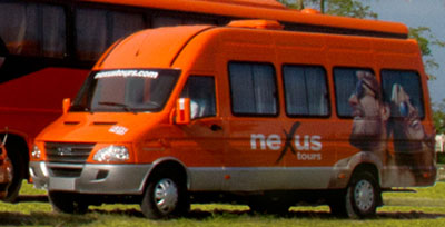 Nexus Tours Vans