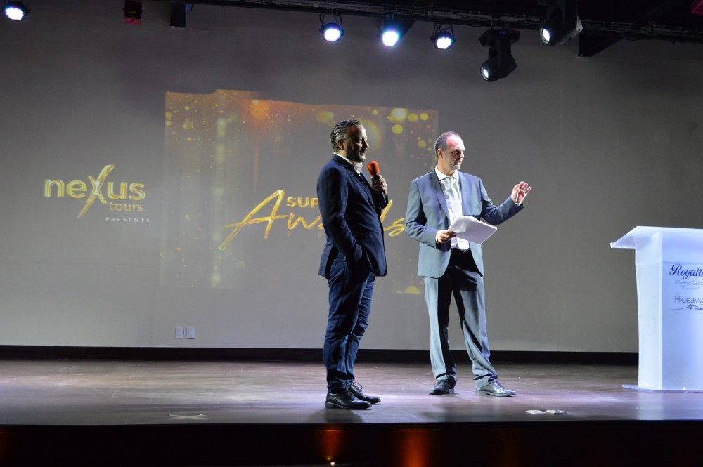 NexusTours Supplier Awards 3