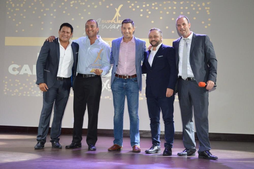 NexusTours Supplier Awards 4