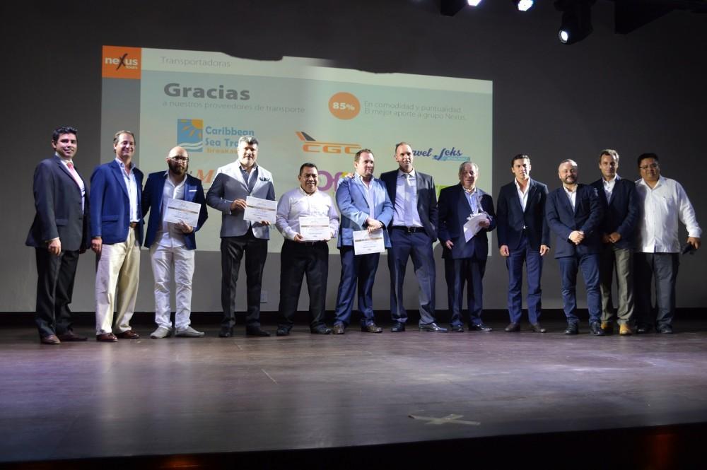 NexusTours Supplier Awards 5