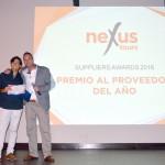 Dolphin Discovery gana el Premio al Proveedor del Año en el Supplier Awards 2016 de NexusTours en Cancún, México