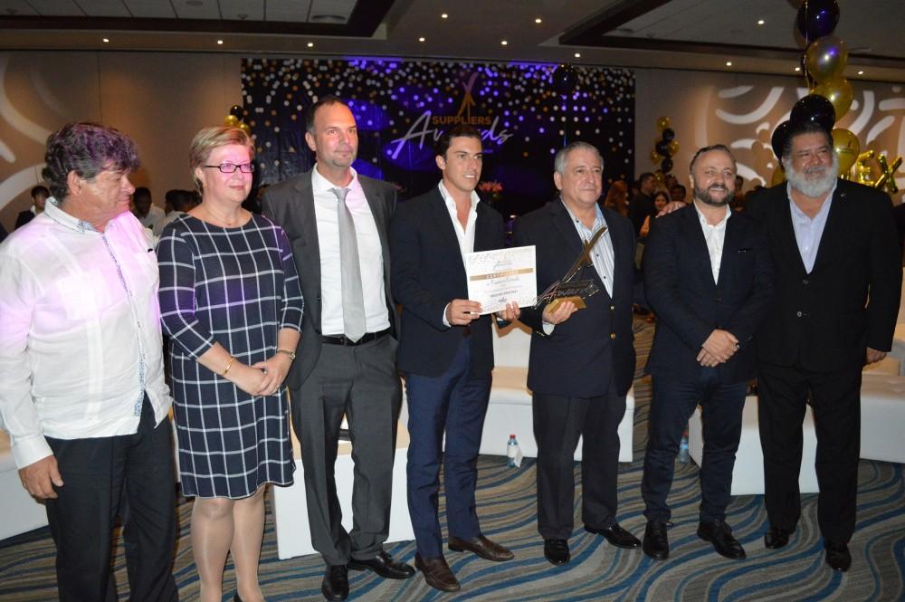 NexusTours Supplier Awards 2